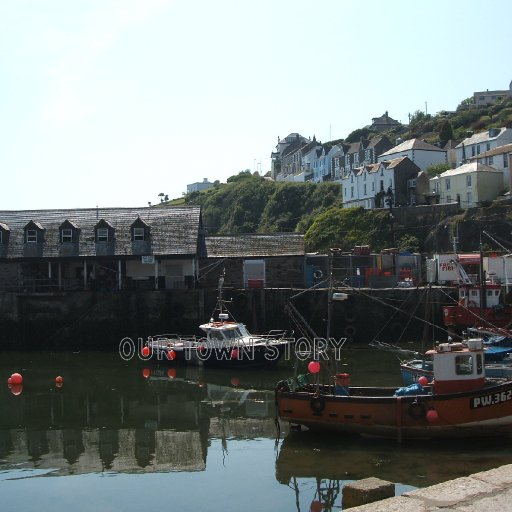 Harbour, Mevagissey, Cornwall, 2006