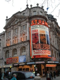 Strand Theatre, Aldwych, Westminster, 2005