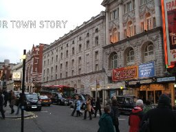 Novello Theatre as Strand Theatre, Aldwych, 2005