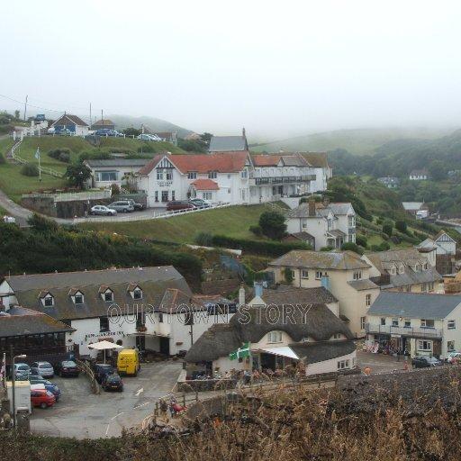 Hope Cove, Kingsbridge, Devon, 2007