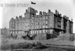 Imperial Hotel, Blackpool, c. 1900