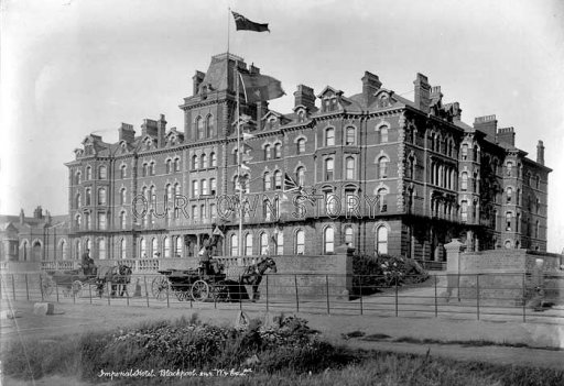 The Oxfordshire Hotel Blackpool