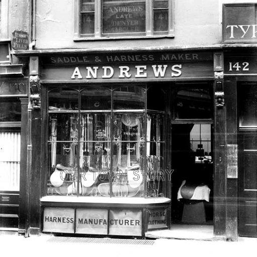 Andrews Saddle & Harness Maker