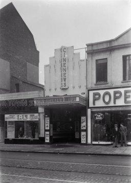 Tooting Cinenews, London, c. 1930s