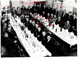 Toc H dinner Mid 1950's