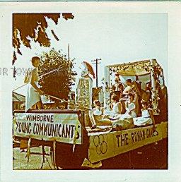 Wimborne Young Communicants
