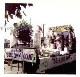 Wimborne Young Communicants, c. 1950s