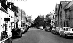 West Borough, Wimborne, c. 1960s
