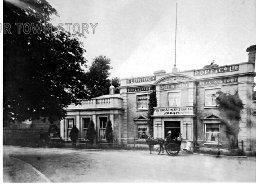 Griffin Hotel, Wimborne