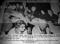 Wimborne Golden Link Club