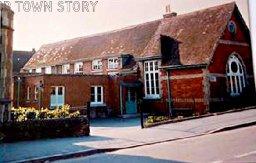 St John's School, Wimborne
