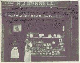 H.J. Bussell, Baker, Nechells, c. 1897