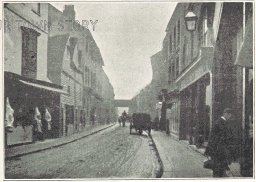 High Street, Strood, c. 1899