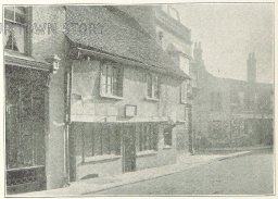 The Red Lion & Star, Strood, earlier than 1899