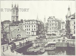 The Drawbridge, Bristol, c. 1890