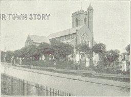 St. Saviour's Church, Saltley, c. 1897