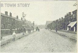 High Street, Selly Oak, c. 1897