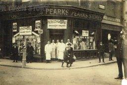 Pearks Stores, Birmingham, c. 1910