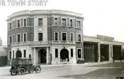 Midland Red Digbeth Garage, c. 1930s