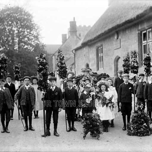 May Day, Iffley, Date Unknown