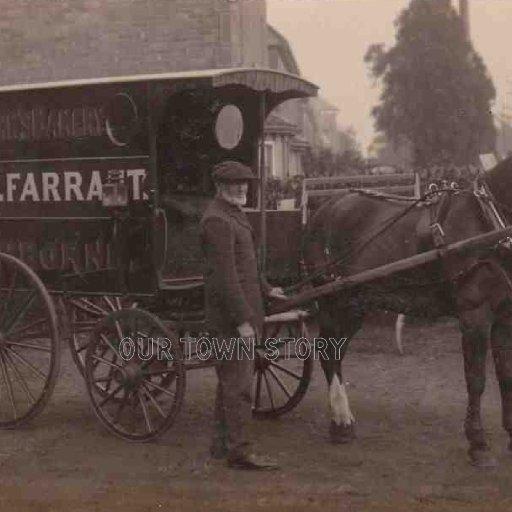 H. C. Farrant, Baker, Wimborne Minster, Date Unknown
