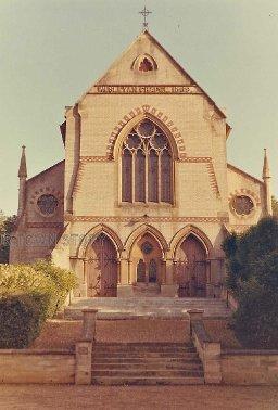 Wimborne Methodist Chapel, date unknown