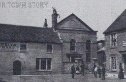 Wimborne Methodist Chapel, Cornmarket, date unknown