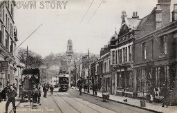Military Road, Chatham, c. 1904