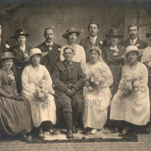 The Bishopstoke Family, Eastleigh, date unknown