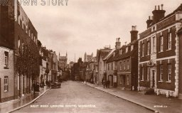 West Borough, Wimborne Minster, c. 1920s