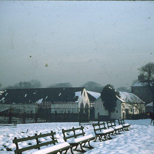 Pennington Hall, c. 1960s