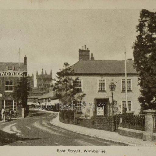 East Street, Wimborne, 1900s
