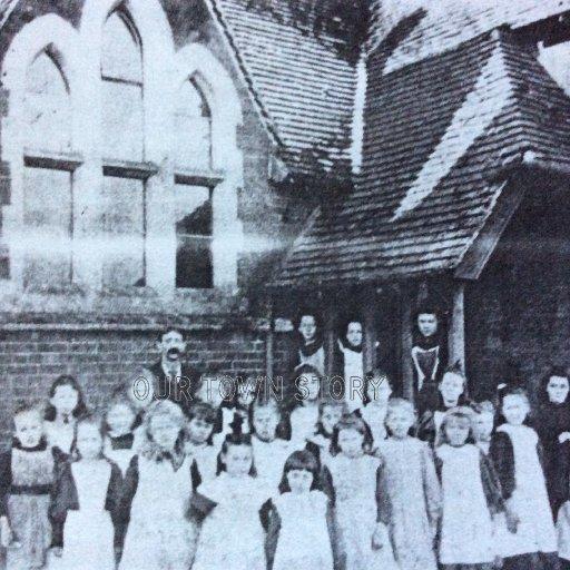 School Class, Ellingham, c. 1900s