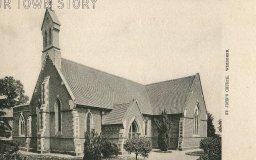 St. John's Church, Wimborne Minster, c. 1920s