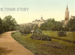 The Gardens, Bournemouth, c. 1905