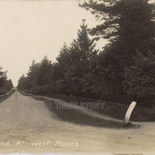 Glenwood Road, West Moors, c. 1918