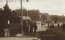 The Square, Bournemouth, c. 1928