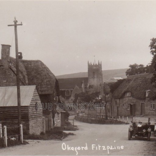 Okeford Fitzpaine, date unknown
