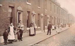 Lomax Street, Rochdale, c. 1900s