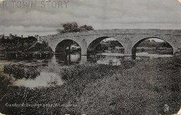Canford Bridge, Wimborne Minster, c. 1900s