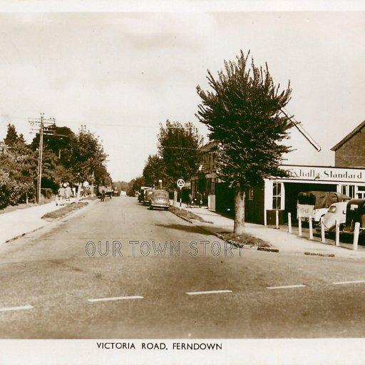 Victoria Road, Ferndown, c. 1930s