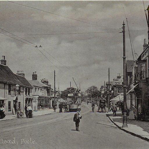 Longfleet Road, Poole, 1900s