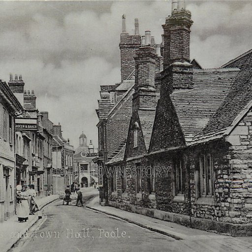 Church Street, Poole, 1900s