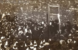 Unveiling of the Percy Gordon Plaque, Rochester, 1912