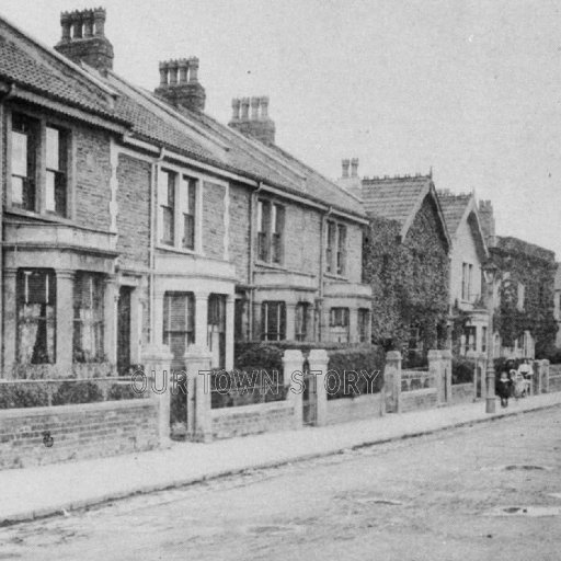 Stackpool Road, Southville, c. 1909