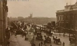 London Bridge, perhaps 1870s?