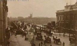 London Bridge, perhaps 1870s?