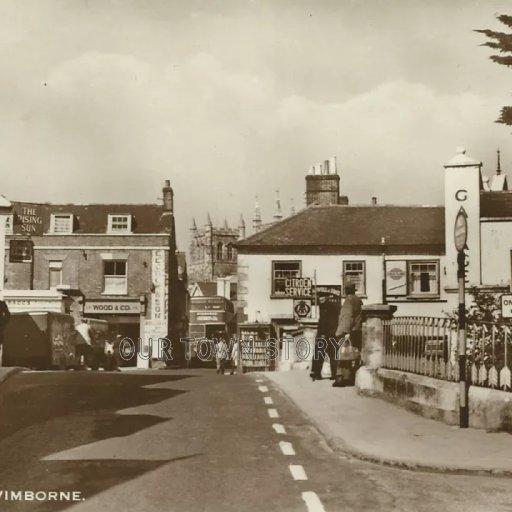East Street, Wimborne Minster, c. 1940s