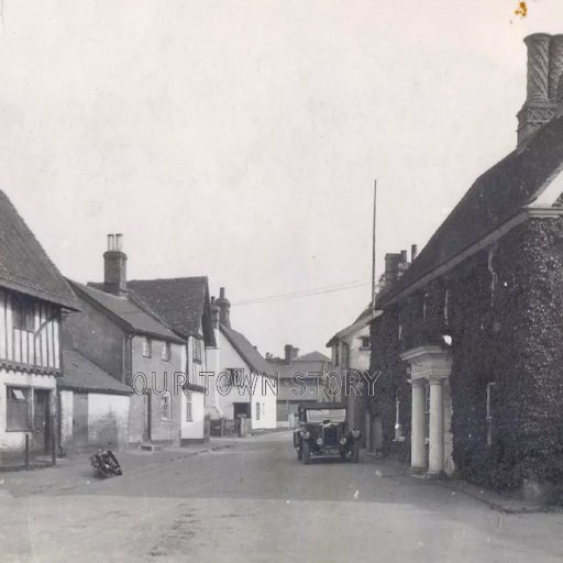 Green Road, Woolpit, Suffolk, c. 1920s