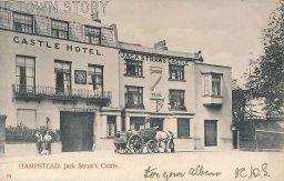 Jack Straw's Castle, Hampstead, 1903
